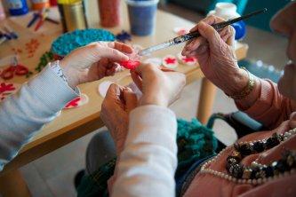 Ipab Centro Anziani Dueville animazione