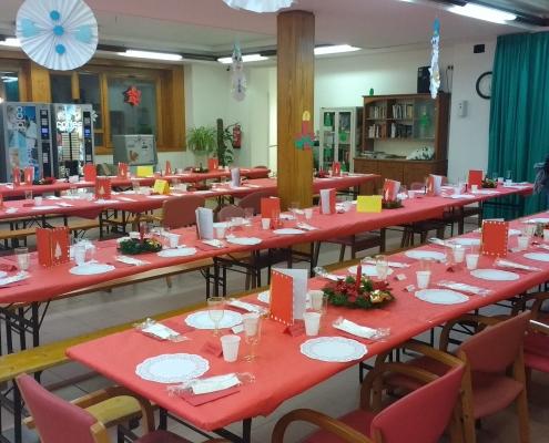 Ipab Centro Anziani Dueville cucina