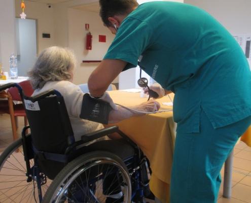 Ipab Centro Anziani Dueville medici