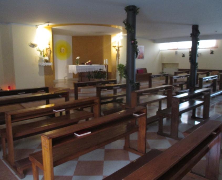 Ipab Centro Anziani Dueville chiesa