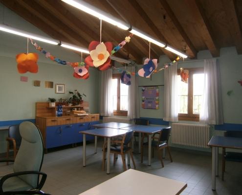 Ipab Centro Anziani Dueville sala